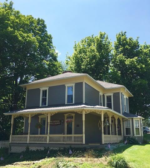 Sadie's House near Lake Tappan