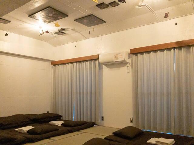 Japanese Modern Room1(Shared Bathroom)
