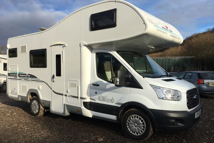 Alfie the Glampervan - High Wycombe - Camper
