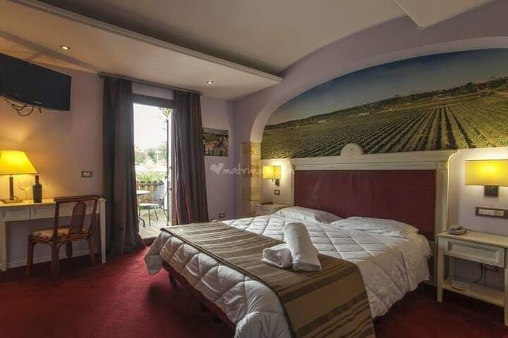 Relais La Fontanina Superior Room con Jacuzzi