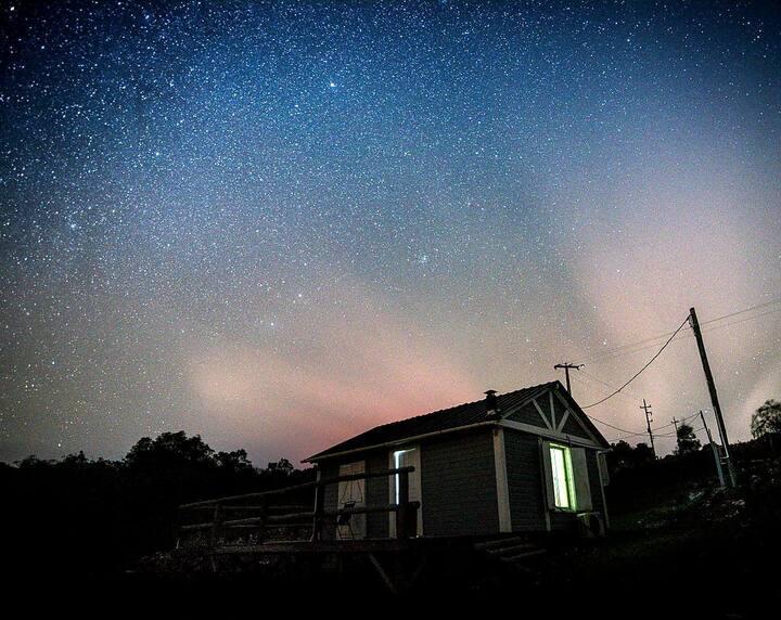 On the Rocks: sierras y noches llenas de estrellas