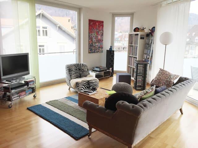 Zentral gelegenes Zimmer