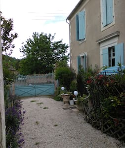 2 jolies chambres spacieuses,pour 3 pers - Mouzeuil-Saint-Martin