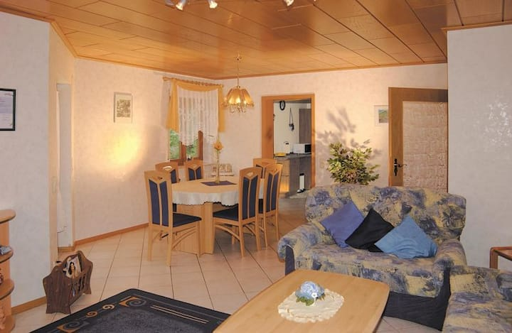 Ferienhof Benz, (Kappelrodeck), Ferienwohnung A, 4 Sterne, 85qm, 2 Schlafzimmer