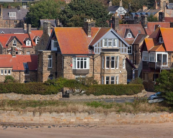 Ferrysyde - Unique location next to Alnmouth Beach