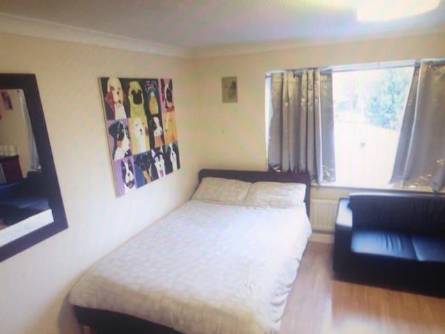 Welcome to Cozy double studio - Red Deer - Appartement