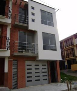 Se arrienda apartamento en Chinchiná - Chinchiná - Wohnung