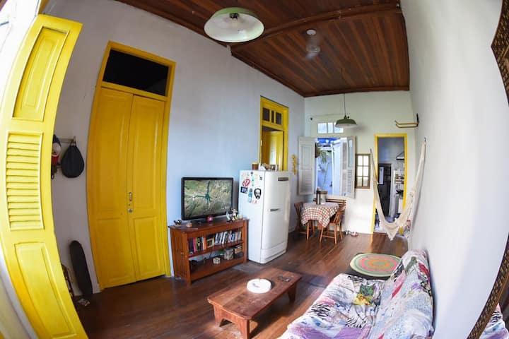 Casa de Vila inteira na Lapa - Rio de Janeiro