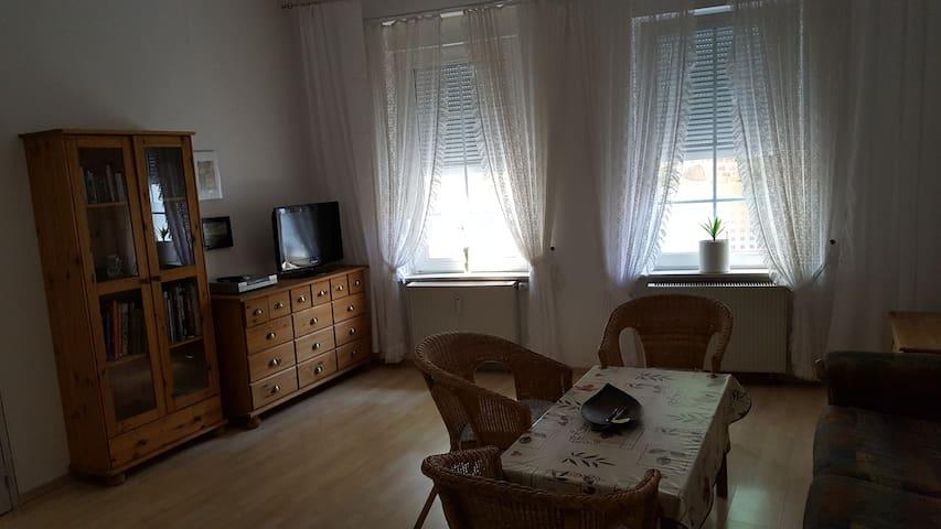 WohnSchlafzimmer linke Seite