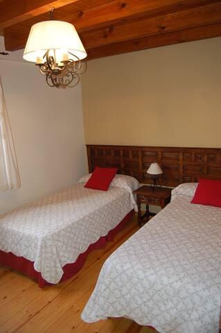 Habitación Almicia - El Torruco - Santa Cruz del Valle Urbión - Casa