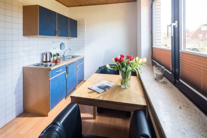1-Raum-Wohnung - Birkenhof (Hunde erlaubt)