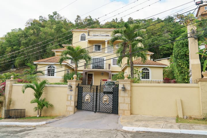 Palm Luxury Villas apt 1 - Kingston - Apartment