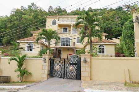 Palm Luxury Villas apt 1 - Kingston - Apartamento