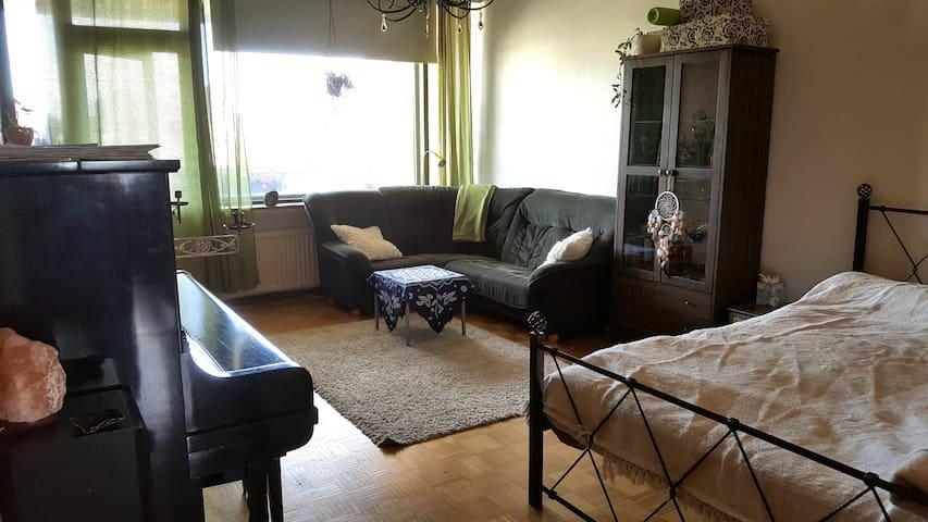 Peaceful 2room home near the city center