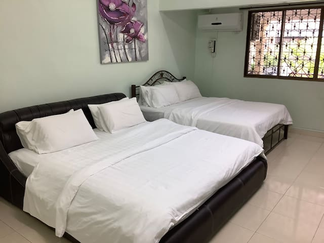 HAWUA safe & cozy to stay, value for money too.
