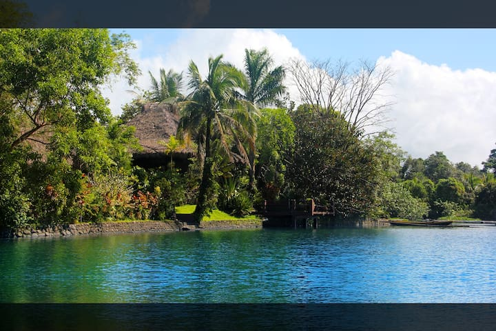 Own Overnight a Mountain Lake Island near Manila! - Cavinti - Island