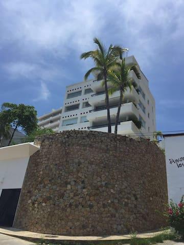 Amplio y hermoso departamento - Acapulco - Leilighet