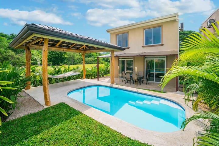Luxury 3bed Villa | Private Pool + Beach