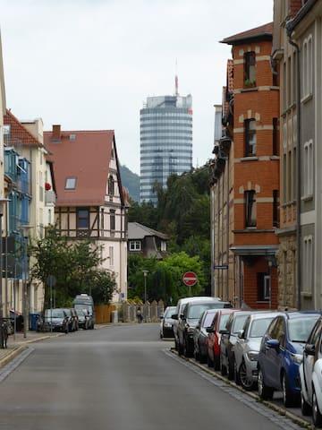 Schöne max. 8 Pers. Wohnung Zentrum free Wifi