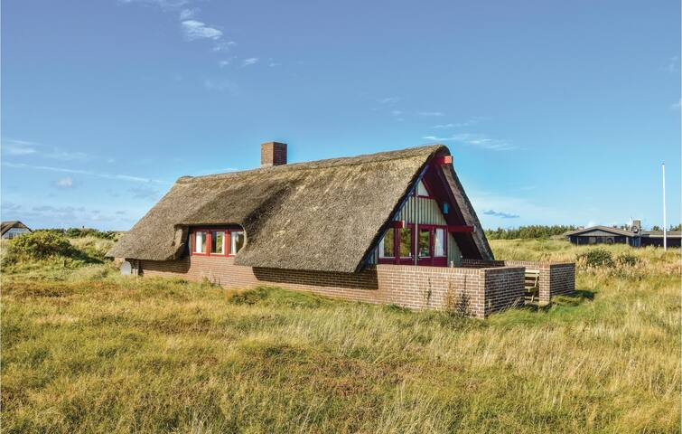 Holiday cottage with 3 bedrooms on 79m² in Ringkøbing