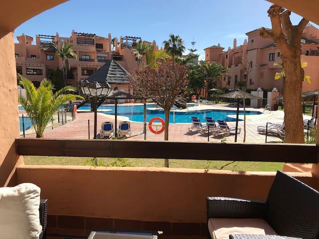 Luxury 2 Bedroom Apt., Near Pto Banus, Marbella