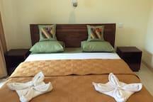Bella House 6 Hanoman - Double bed AC + Fan