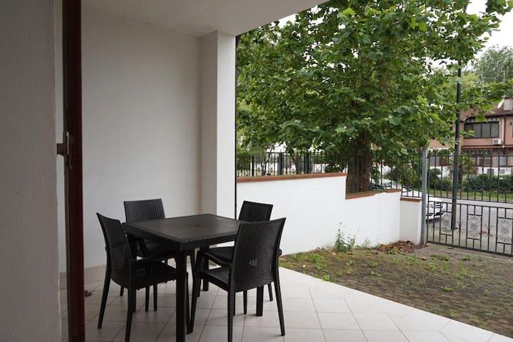 Rif 322 Bilocale in villetta  schiera Lido Nazioni - Comacchio - Apartment