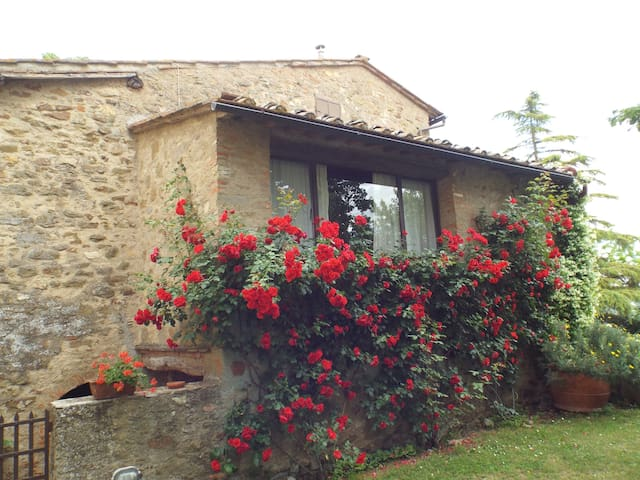 CASETTA, house in the heart of Tuscany - Pergine Valdarno - Apartment