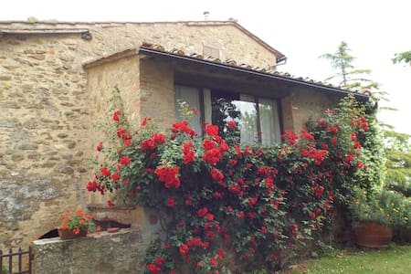 CASETTA, house in the heart of Tuscany - Pergine Valdarno