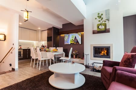 3 Rooms luxury apartment at Silver Mountain