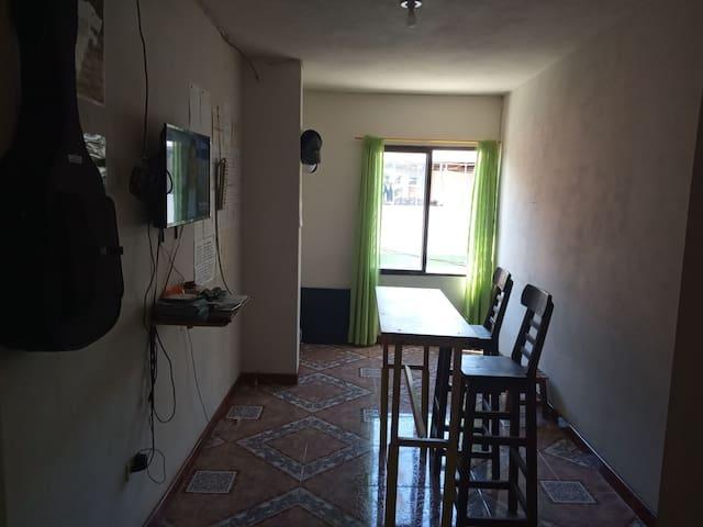 Habitación en apartamento en La Pintada Antioquia