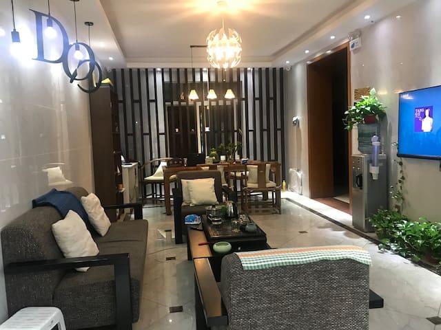 西安咸阳国际机场栖迟民宿
