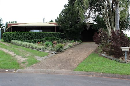 Baxter Holiday House                (07)  40913311 - Atherton - Hus