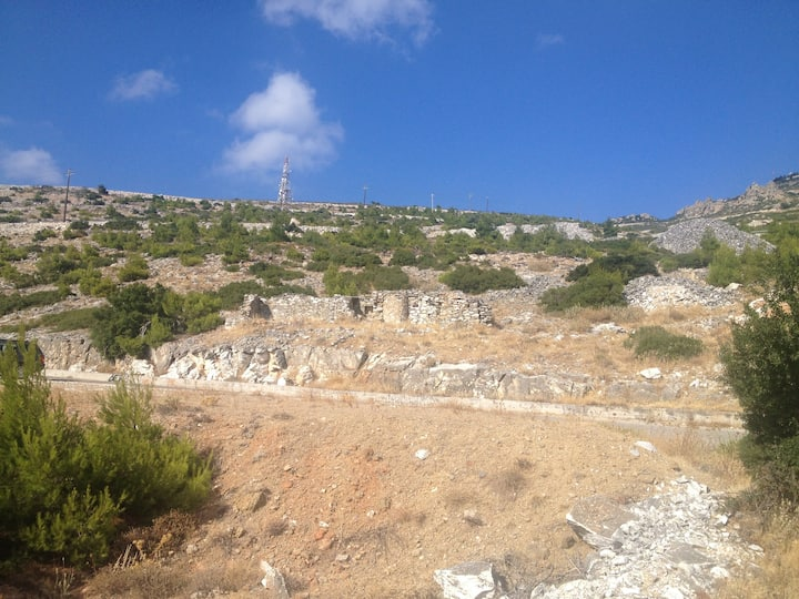 the old marble mines