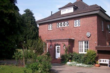 Ferienwohnung Villa Paula - Petershagen - Apartemen