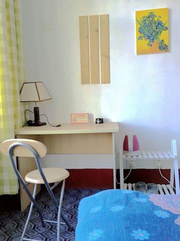 鲜花盛开的居所里面的舒适经济房 - Lasa Shi