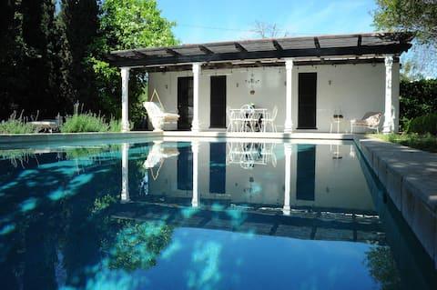 Villa del Sol  in La Verne, CA Private Guest Home
