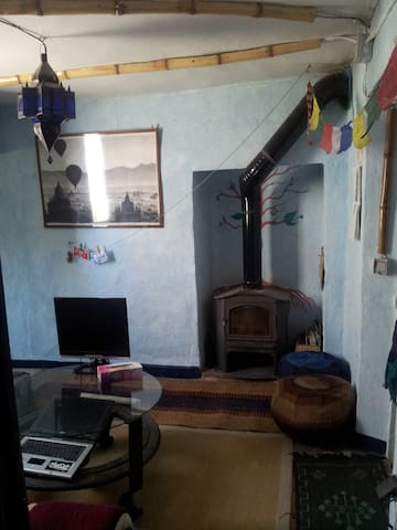 Country house with organic garden - Coín