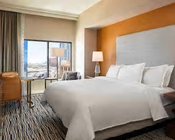 Hilton on the Strip Studio Resort *No Resort Fees*