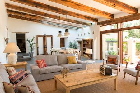 HUTB-015595 Espectacular masia restaurada - Vallirana