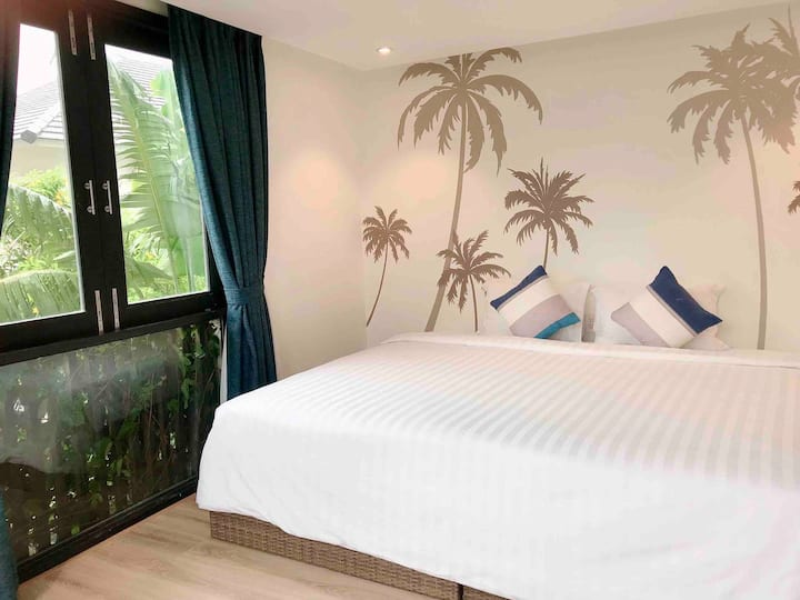 Cocoleaf: Spacious Luxury, Beachside, Ecoprice