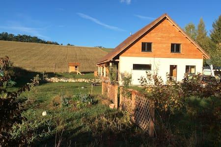 Spacieuse maison au cœur de la montagne