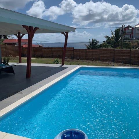 Villa l'horizon bleu