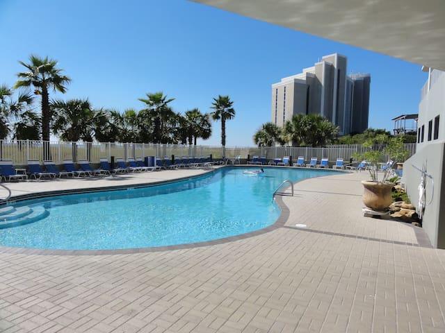 Tidewater Condominium Gulf Front - Orange Beach - Συγκρότημα κατοικιών