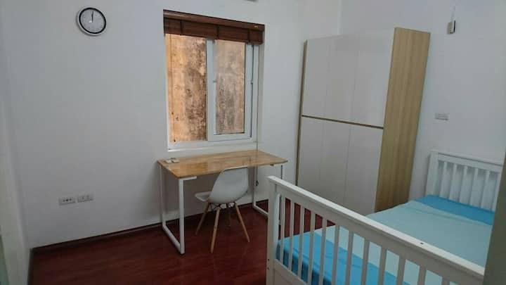 Cozy room at Tay Ho