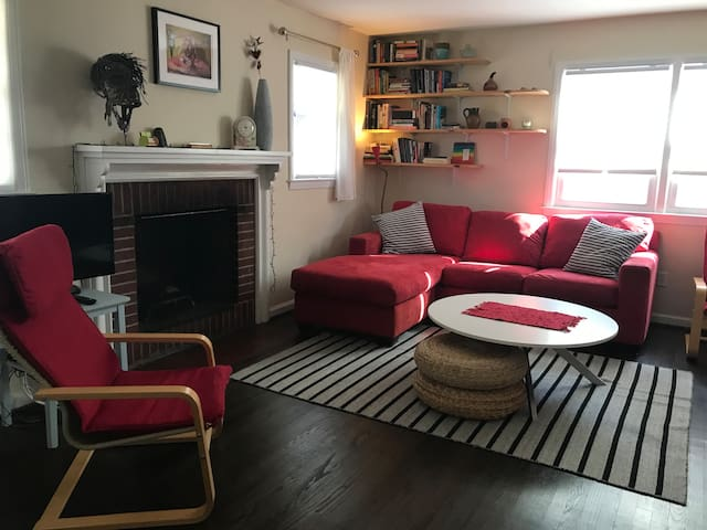 Cozy and relaxing house close to DC