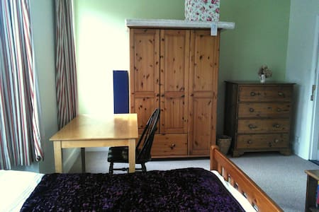 Double Room with private bathroom in East Ipswich