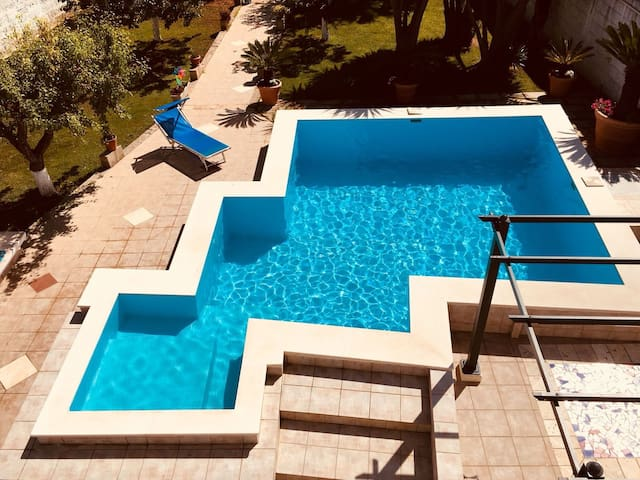 Villa in Salento with stunning swimming pool