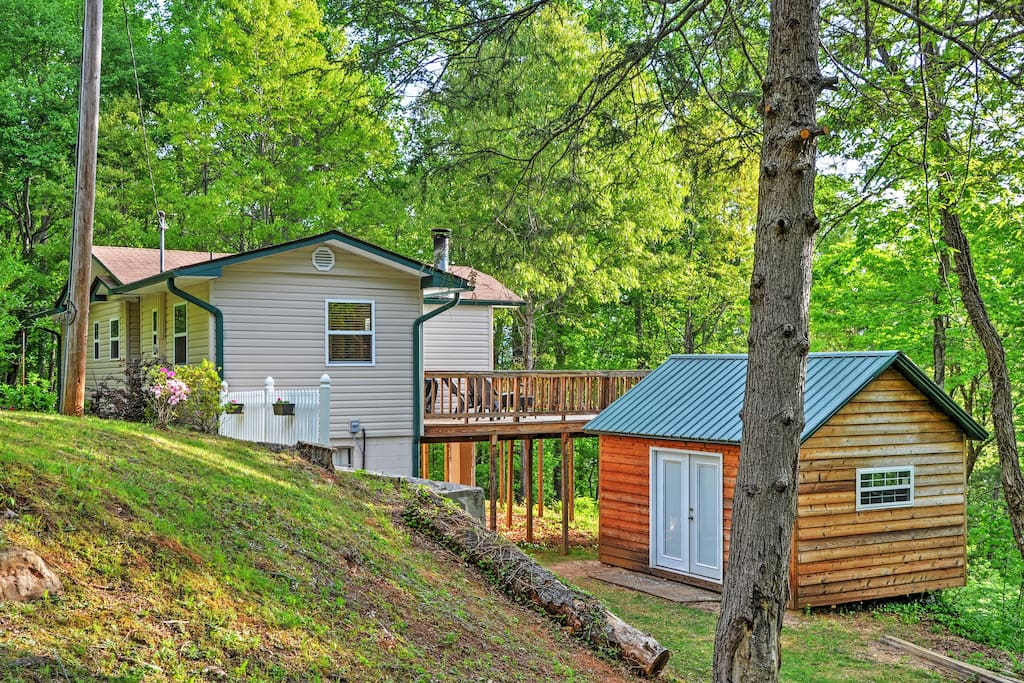 peaceful 3br hiawassee cabin cabins for rent in