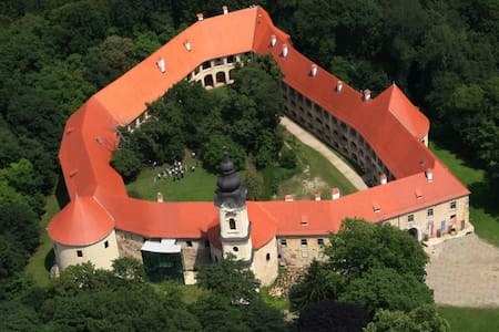 Live in the castle Goričko with a historical view